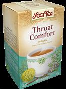 Yogi Tea «Throat Comfort» (Здоровое горло)