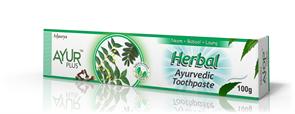 Травяная зубная паста «Ayur plus» Ним\Бабул\Лонга