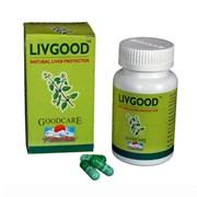 LIVGOOD (Ливгуд) - защита печени от вредного воздействия алкоголя и вредных привычек питания