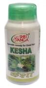 KESHA Shri Ganga (Кеша таблетки) - эффективное аюрведическое средство от выпадения волос