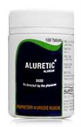 ALURETIC (Алуретик) - аюрведическое мочегонное средство