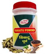 Trikatu churna (Трикату чурна) - стимулирует работу системы пищеварения, согревает тело