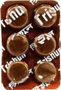 Trishun (Тришун) - популярное аюрведическое средство, 6 таблеток