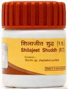 Shuddh Shilajeet (Шудха Шиладжит) - высокогорное гималайское очищенное мумиё