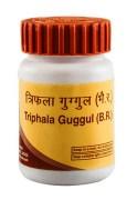 Divya Triphala Guggul (Трифала Гуггул) - сбалансированное омолаживающее и мягкое очищающее средство