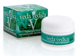 Крем для лица «Натуральное увлажнение» (Veda Vedica)