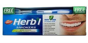 Отбеливающая индийская паста для курильщиков