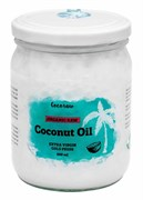 Кокосовое масло ORGANIC RAW, 500ml