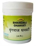 Bhringraj ghanvati (Брингарадж таблетки) - средство омолаживающее кости, зубы, волосы, зрение, слух и память