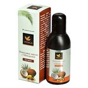 Кокосовое масло с экстрактом миндаля