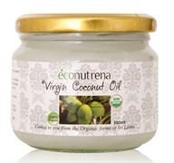 Органическое цейлонское кокосовое масло, 300мл