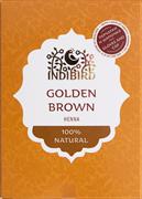 Хна натуральная золотисто-коричневая