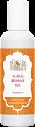 Масло чёрного кунжута (холодный отжим)