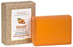 Натуральное мыло ручной работы Миндаль (Almond)