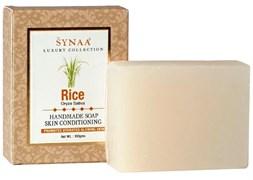 Натуральное мыло ручной работы Рис (Rice)