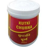 Kutaki (kutki) churna (Катука, Кутки) - тоник для печени, селезёнки, кишечника и других органов, контролируемых Питтой