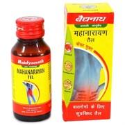 Mahanarayan Tel - тонизирующее масло, мужской афродизиак