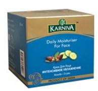 """Индийский увлажняющий крем для лица """"Karniva"""""""