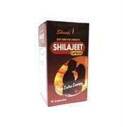 Шиладжит - индийское очищенное мумиё в капсулах