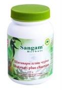 Шатавари плюс - двойной эффект для женского здоровья, 100 гр