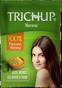 Trichup Henna, 100gr - качественная индийская хна для волос и мехенди