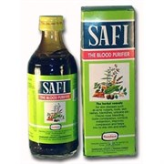SAFI (сироп Сафи) - растительный очиститель крови и лимфы, 100 мл