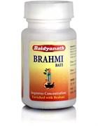 Brahmi Bati (Брами вати) - питает клетки мозга и ЦНС, 80 таб