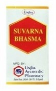 Suvarna bhasma Ayukalp (Суварна бхасма) - чистый пепел золота