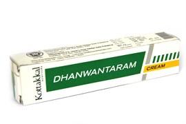 Дханвантарам крем (Dhanwantharam cream) - крем от болей в суставах и мышцах