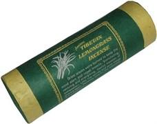 Натуральные тибетские благовония Лемонграсс (Lemongrass)