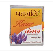 Шафран кашмирский (Pure Kashmiri Kesar) Patanjali, 1 гр