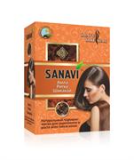 Натуральный аюрведический порошок для мытья волос (Шикакай+Ритха+Амла)