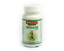 Chitrakadi bati (Читракади) - разжигает огонь пищеварения