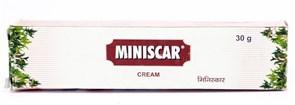 Miniscar cream (Минискар крем) - от рубцов и растяжек