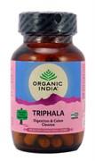Трифала (Triphala) Organic India, 60 капсул