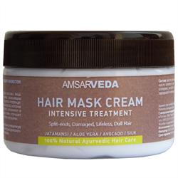Hair Mask Сream Intensive Treatment (Маска для интенсивного ухода за волосами) - фото 10010