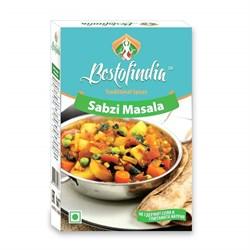 Sabzi Masala (Смесь специй для овощей ) - фото 10046