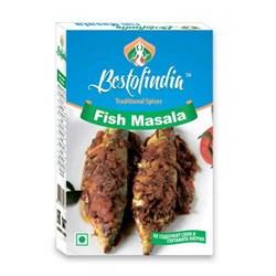 Fish Masala (Смесь специй для рыбы) - фото 10048