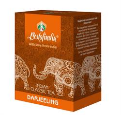 Чай изысканный черный Дарджилинг индийский листовой  - фото 10060