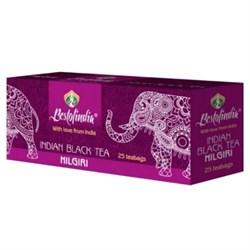 Чай чёрный индийский Нилгири пакетированный  - фото 10064