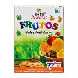Frutos -мармеладные фруктовые шарики с травами (Фрутос), 75 г. - фото 10154