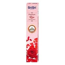 Ароматические палочки Premium Rose (Роза Премиум), 20 г. - фото 10177
