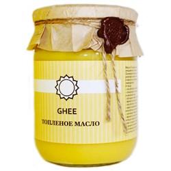 Масло топленое GHEE (Гхи), 400 г. - фото 10222