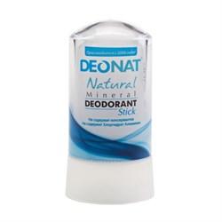 Чистый дезодорант кристалл, стик 60 г. - фото 10224