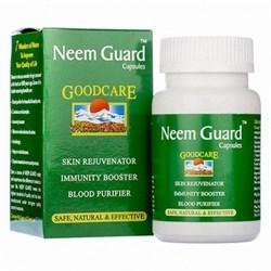 Neem Guard - сильный кровеочиститель, усиливает иммунитет, высокоэффективен от прыщей и угрей - фото 10299