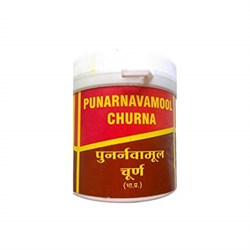 Punarnavamool Churna (Пунарнавамул Чурна) - тоник для почек и печени - фото 10316