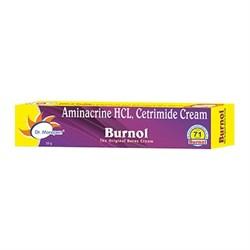 Крем Burnol (Бурнол) -  эффективное средство от ожогов, 10 гр - фото 10326