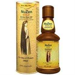 Nuzen Gold (Нузен Голд) - волшебное масло от выпадения волос - фото 10340