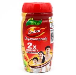Чаванпраш Dabur (индийская версия), 550 гр. - фото 10370