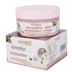 Moisturising Cream (Увлажняющий крем для лица Масло Ши, Ромашка и Олива) - фото 10377